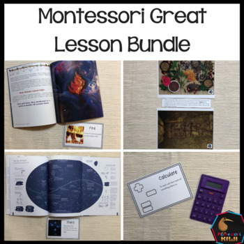 Montessori Great Lesson Bundle
