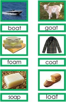 Montessori Green Series Reading Materials