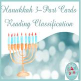 Montessori Hanukkah 3 - Part Cards