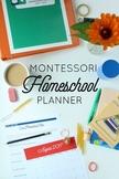 Montessori Homeschool Planner