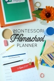 Montessori Planner
