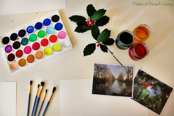 Montessori Art - Nature Cards