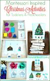 Montessori Christmas Activities Bundle