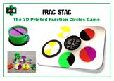 Montessori Inspired Fraction Circles - 3D Printer Design Files