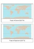 Montessori Inspired Latitude,Longitude and Climate Zone Le