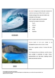 Montessori Inspired Layers of the Ocean Learning Cards