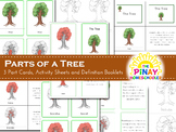 Montessori Inspired Parts of a Tree