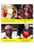 Montessori Inspired People Around the World Cards, Types o