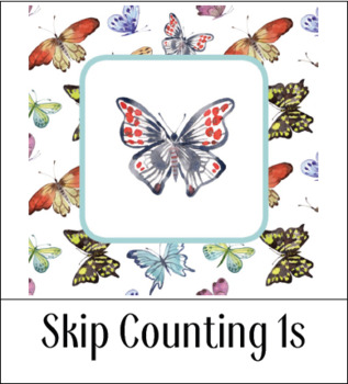Montessori-Inspired Skip Counting 1s for Kids {Printables}