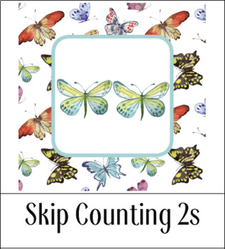 Montessori-Inspired Skip Counting 2s for Kids {Printables}
