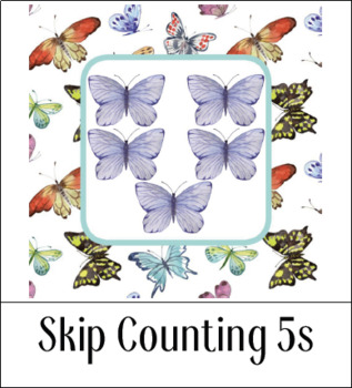 Montessori-Inspired Skip Counting 5s for Kids {Printables}