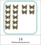 Montessori-Inspired Skip Counting 7s for Kids {Printables}