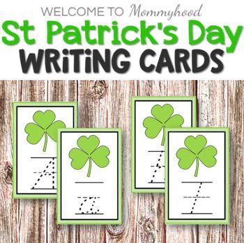 Montessori Inspired St Patricks Day Activities