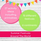 Montessori Inspired Summer Festivals Around The World