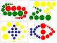 Knobless Cylinder Pattern Cards Bundle - Montessori