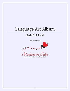 Montessori Language Album (3-6)