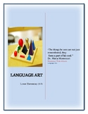 Montessori Language Arts 6-9 Album