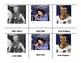 Montessori 3 part Language Cards - Astronauts