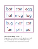 Montessori Language Series - Pink