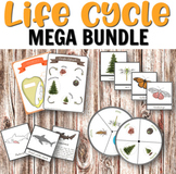 Montessori Life Cycle Bundle