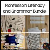 Montessori Literacy and Grammar Bundle