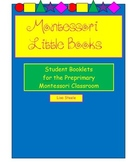 Montessori Little Books - Little Student Booklets to Accom