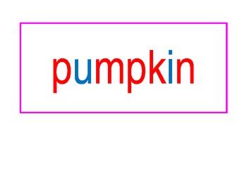 Montessori - Longer Phonetic Words