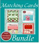 Montessori Matching Cards Bundle
