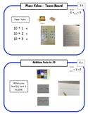 Montessori Math Command Cards - 1st, 2nd, & 3rd Grade Bundle