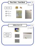 Montessori Math Command Cards - 1st, 2nd, & 3rd Grade Bundle