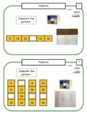 Montessori Math Command Cards / 3rd Grade / Set 2 of 4