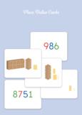 Montessori Math - Place Value Cards