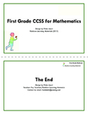 Montessori Math and Common Core Requirements: First Grade