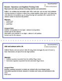 Montessori Math and Common Core Requirements: Second Grade