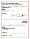 Montessori Math and Common Core Requirements: Third Grade
