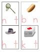 Montessori - Middle Vowel Sound Cards - Print