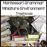 Montessori Miniature Environment: Treehouse