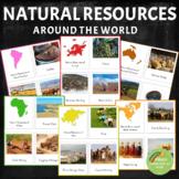 Montessori Natural Resources Around the World