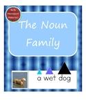 Montessori Noun Family Practice