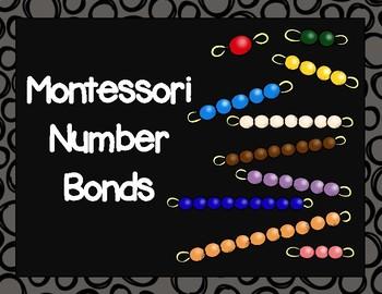 Montessori Number Bonds