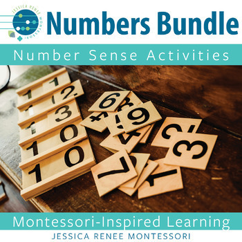 Montessori Number Sense Bundle