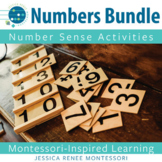 Montessori Number Sense Bundle