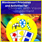 EDUCATIONAL MATERIAL FOR CHILDREN WITH VISION IMPAIRMENT M