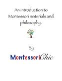 Montessori Philosophy Booklet