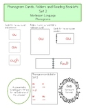 Montessori Phonogram Folders And Booklets - Set 2