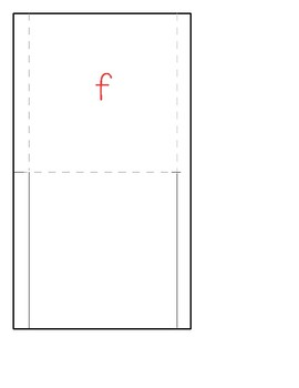 Montessori Phonogram Folders And Booklets - Set 4