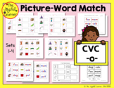 Picture-Word Match: CVC -o- Words