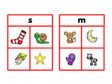 Montessori Pink Language Bundle beginning sounds