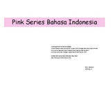 Montessori Pink Series Bahasa Indonesia