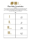 Montessori Place Value Concentration
